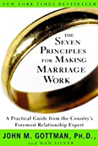 Gottman's Seven Principles for Making  a Marriage Work