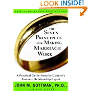 John M. Gottman (Author), Nan Silver (Author) 295% Sales Rank in Books: 92 (was 364 yesterday) (540)Buy new:  $15.00  $9.63 358 used & new from $3.88