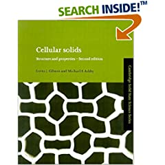 Celluar Solids: Structure and Properties