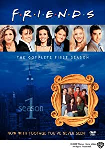 Friends: Complete First Season [Import USA Zone 1]