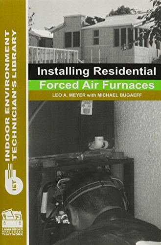 Installing Residential Forced Air Furnaces PDF