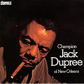 Champion Jack's Guitar Blues