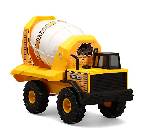 tonka-93905-steel-classic-cement-mixer-toy
