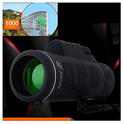 Super High Power 40X60 Portable HD OPTICS BAK4 Evening Vision Monocular Telescope by na