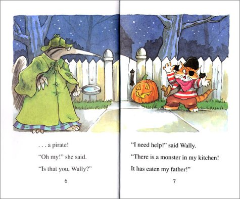 Aunt Eater's Mystery Halloween (I Can Read)