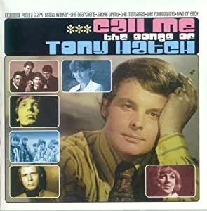 Songs of Tony Hatch-Call Me