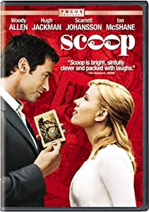 NEW Scoop (DVD)