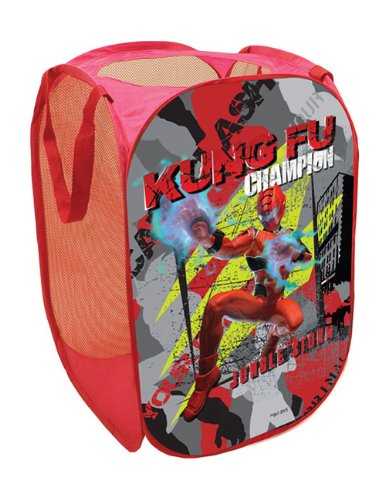 Power Rangers 'Jungle Fury' Pop Up Room Tidy