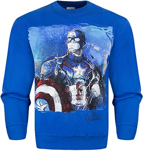 marvel-sweat-shirt-homme-bleu-bleu-marine