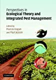img - for Perspectives in Ecological Theory and Integrated Pest Management book / textbook / text book