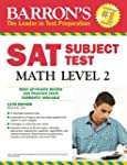 Sat Subject Test Math (Barron's Sat S...