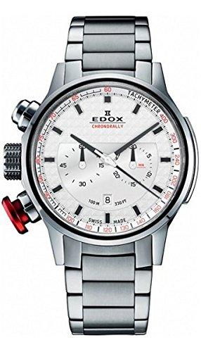 EDOX Chrono Rally Cronógrafo Reloj de hombre 103023m Ain