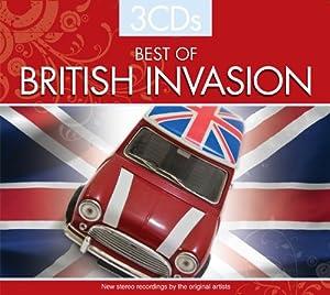 BEST OF BRITISH INVASION (3 CD Set)