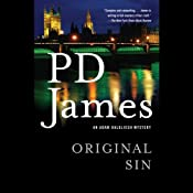 Original Sin: Adam Dalgliesh, Book 9 | [P.D. James]