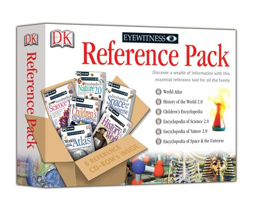 DK Eyewitness Reference 6 Pack
