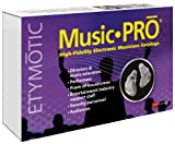 Etymotic Research ER125-MP9-15-BN MusicPRO High-Fidelity Electronic Musicians Earplugs 1 Pair