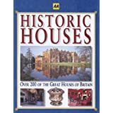 "Historic Houses (AA Illustrated Reference)von ""Richard Bush"""