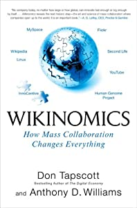 "Cover of ""Wikinomics: How Mass Collaborat..."