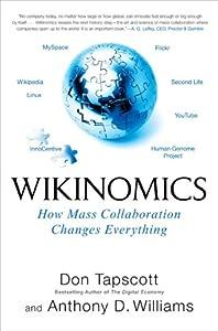 "Cover of ""Wikinomics: How Mass Collaborat..."