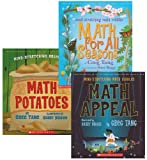 Mind-Stretching Math Trio (3 Books) (Math for All Seasons; Math Appeal; Math Potatoes) (054521999X) by Greg Tang