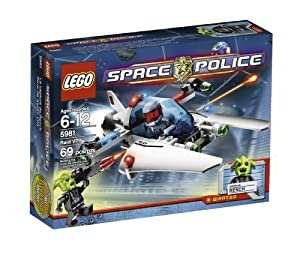LEGO Space Police Raid VPR (5981) by LEGO