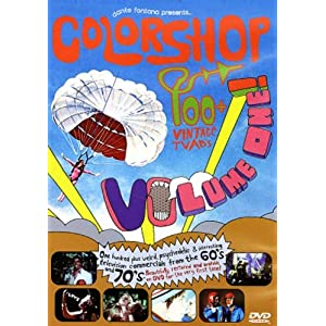Colorshop: 100 Vintage TV Ads 1 [DVD] [Import]