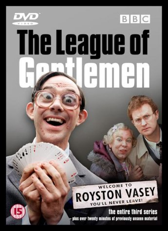 The League Of Gentlemen – Series 3 (2002) [DVD]