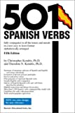 501 Spanish Verbs (0764124285) by Kendris, Christopher