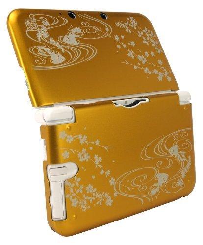 GAMETECH 3DS XL -WaSaBi- Aluminum Metal Cover Goldfish, Model: , Electronic Store & More