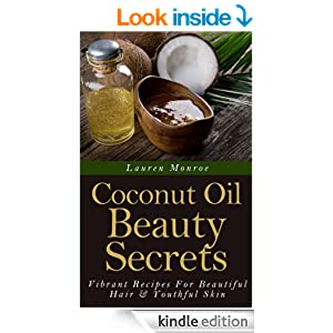 Coconut Oil Beauty Secrets