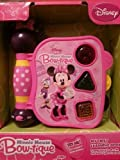 Disneys Minnie Mouse Bow-tique, My First Learning Book Lights and Sound.