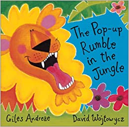 The Pop-Up Rumble in the Jungle: Giles Andreae, David Wojtowycz: 9781589256583: Amazon.com: Books
