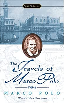 "Cover of ""Travels of Marco Polo (Signet C..."