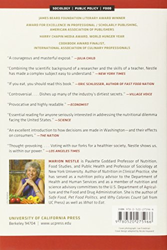 Food Politics: How the Food Industry Influences Nutrition and Health (California Studies in Food and Culture) poetry and politics in the cockney school