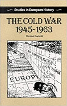 research about the cold war from a european perspective European cultural life during the cold war the purpose of the research group will be to act as an interdisciplinary forum for objective will be to facilitate the application for a collective research project on danish cultural life during the cold war in a european perspective.