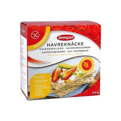 Semper Oat Crispbread 215 g