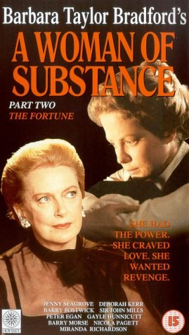 Woman of Substance - Part 2 [VHS]