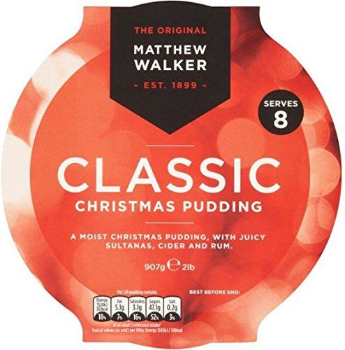 Matthew Walker Large Christmas Pudding (907g / 2lb) (British Christmas Cake compare prices)