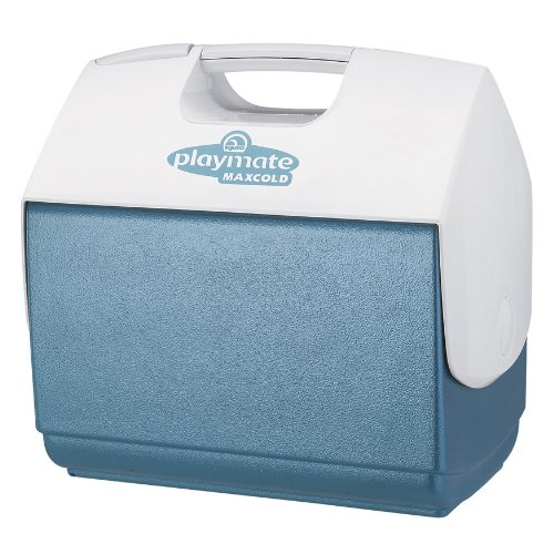 Igloo Playmate Elite MaxCold Cooler (16-Quart, Icy Blue)