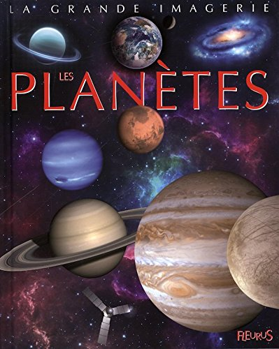 La Grande Imagerie - Les planetes [ The Big Picture Book of Planets ]  [Agnes Vandewiele] (Tapa Dura)