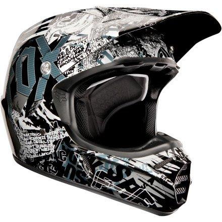 Buy Low Price FOX V3R Helmet (20008-V3R-24)
