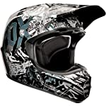 FOX V3R Helmet (Carbon, Large)