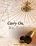 Carry On Mr. Bowditch Teacher Guide