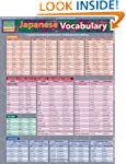 Japanese Vocabulary (Quickstudy: Acad...