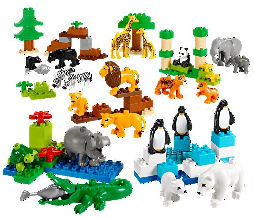 LEGO Education 6100411 Wild Animals Set (duplo)
