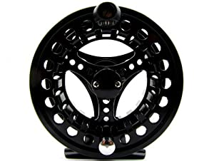 2+1 BB Aluminum Fly Reel Flying Fishing 3/4 Outside Diameter: 70mm. by Made in China