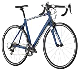 Diamondback Bicycles 2014 Century 2 Road Bike (700cm Wheels), 52cm, Blue