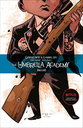 The Umbrella Academy Volume 2 Dallas [Way, Gerard] (Tapa Blanda)