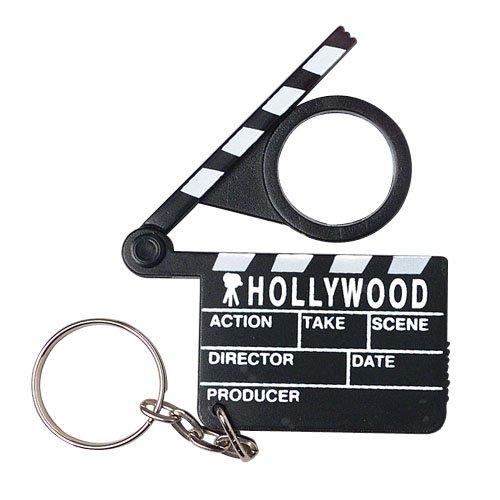 Hollywood Clapboard Key Chains