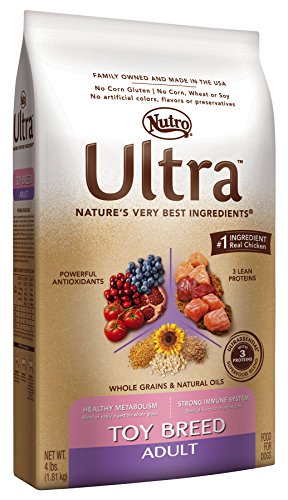 Ultra Toy Breed Adult Dry Dog Food, 8-Pound